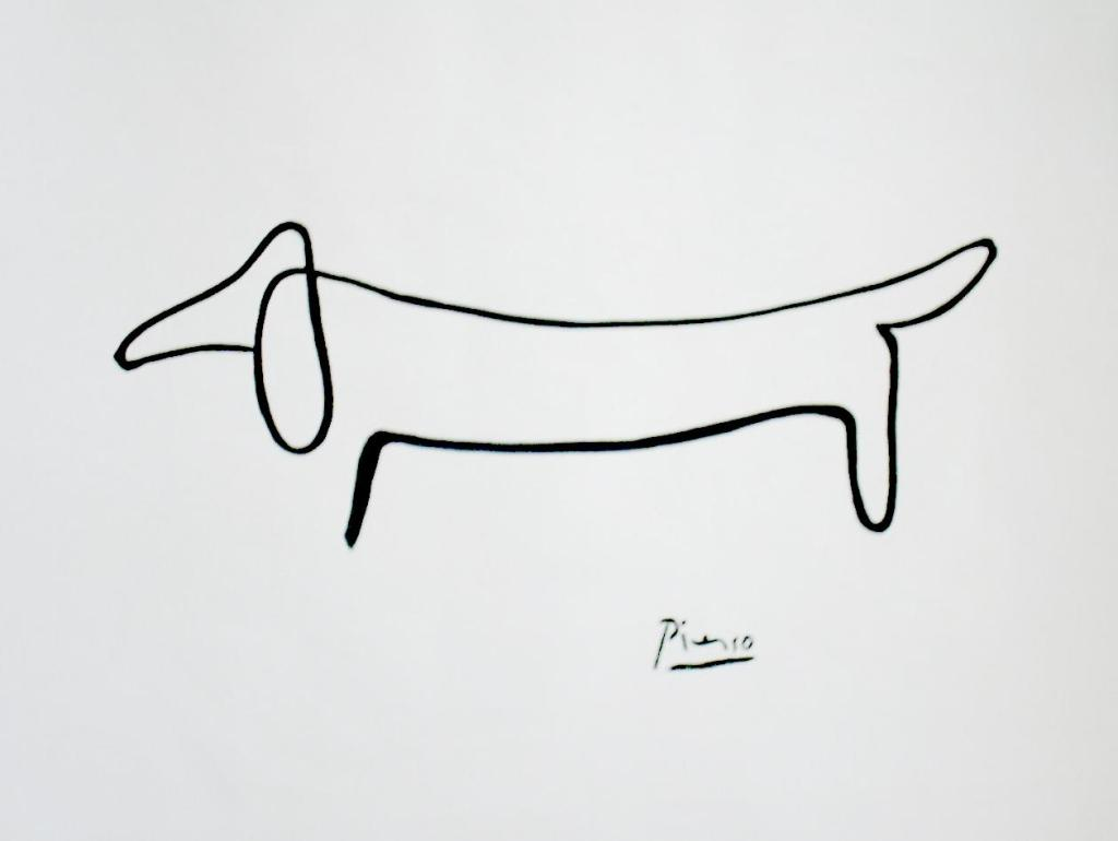 pablo_picasso_the_dog_print_14a