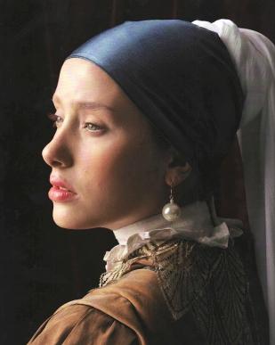 Být dívka s perlou