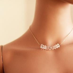 Zatoužila jsem po náhrdelníku Carrie Bradshaw ...