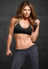 Jillian Michaels ukazuje tělo, ke kterému dříve než se dopravujete, zničíte si v posilovně zdraví a obličej!